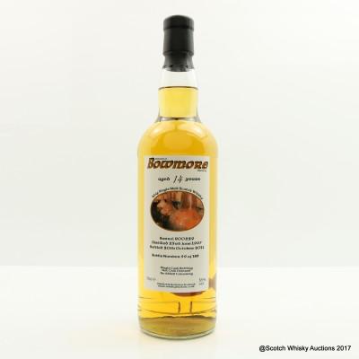 Bowmore 1997 14 Year Old Whiskybroker