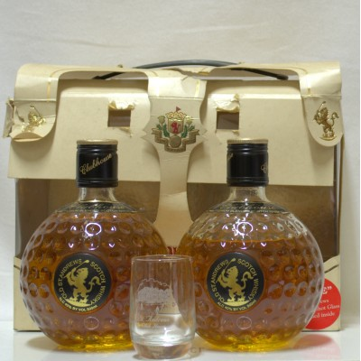 Old St Andrews Decanters 2 x 50cl