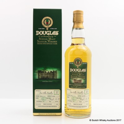Port Ellen 1983 27 Year Old Douglas Of Drumlanrig