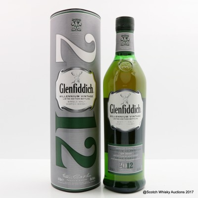 Glenfiddich Millennium Vintage
