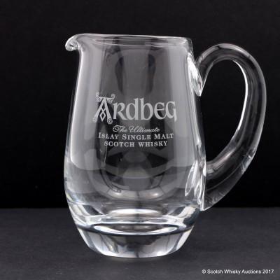 Ardbeg Glass Water Jug