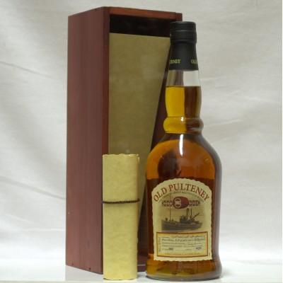 Old Pulteney Single Cask 1983 Sherry Wood Bottle No 2