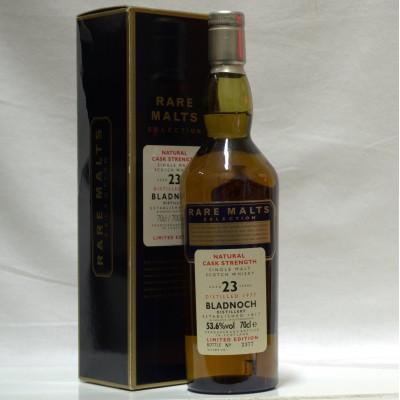 Rare Malts Bladnoch 1977 23 Year Old