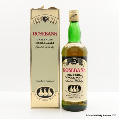 Rosebank 12 Year Old Old Style
