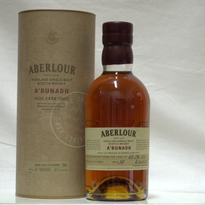 Aberlour A'Bunadh Batch #38