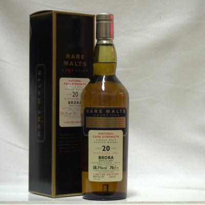 Rare Malts Brora 1982 20 Year Old