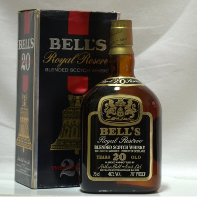 Bell's 20 Year Old  Royal Reserve 75cl