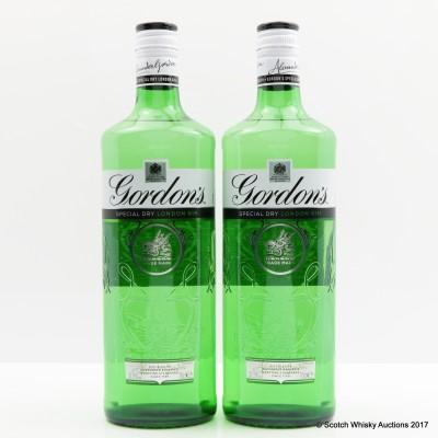 Gordon's Gin 2 x 70cl