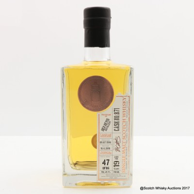 Ben Nevis 1996 19 Year Old The Single Cask