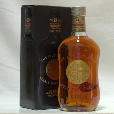 Jura 21 Year Old Private Estate