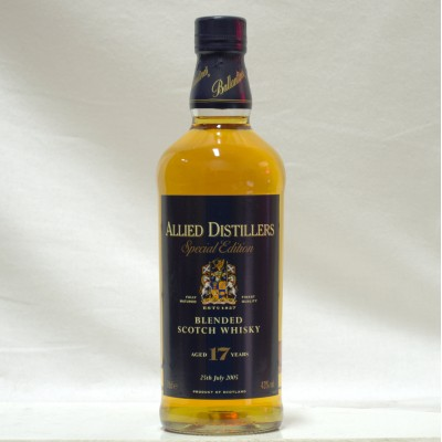 Allied Distillers 17 Year Old Special Edition