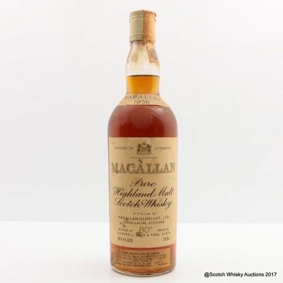 Macallan 1956 26 2/3 FL OZ