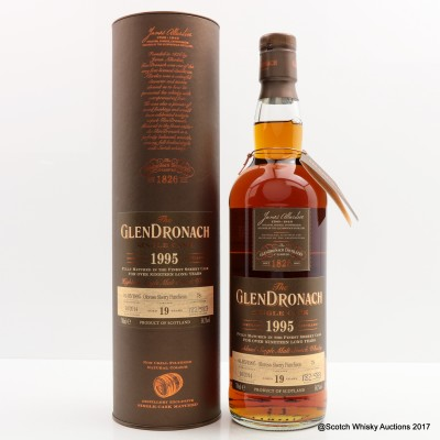 GlenDronach 1995 19 Year Old Single Cask #78