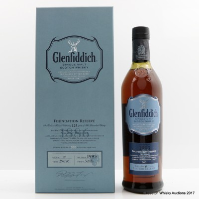 Glenfiddich Foundation Reserve