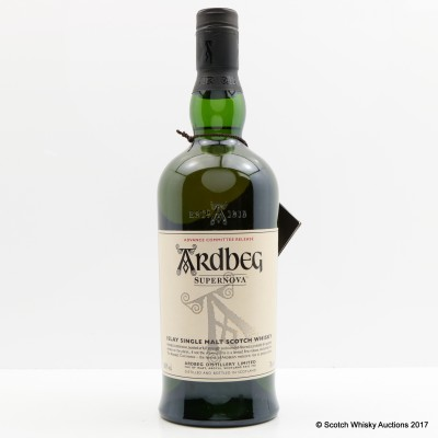 Ardbeg Supernova Advance Committee Release