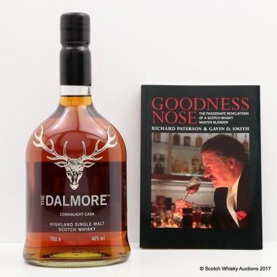 Dalmore Connaught Cask & Goodness Nose Book