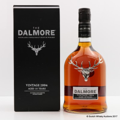 Dalmore 2004 10 Year Old