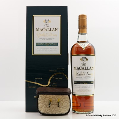 Macallan Ghillie's Dram With Flies
