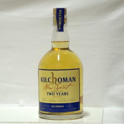Kilchoman 2 Year Old New Spirit