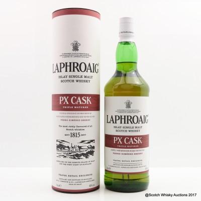 Laphroaig PX Cask 1L