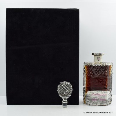 Dailuaine 1974 27 Year Old Silver Seal Decanter 75cl Bottle Number 2 of 2