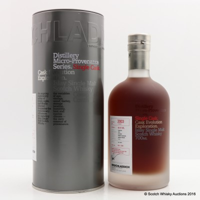 Bruichladdich Micro Provenance 2003 12 Year Old