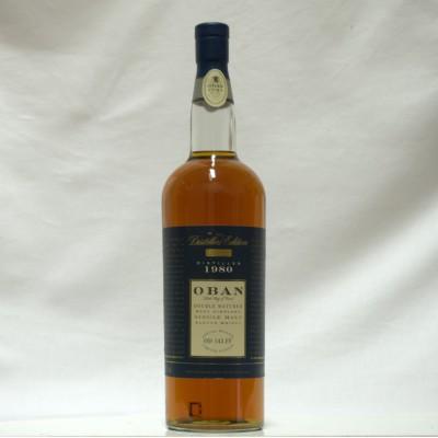 Oban 1980 Distillers Edition 1L