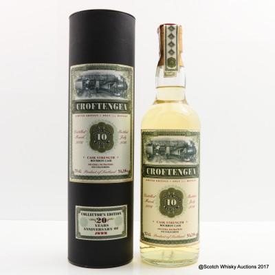 Croftengea 2006 10 Year Old 20th Anniversary of Jack Wieber's Whisky World