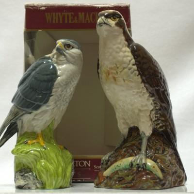 Whyte & Mackay Birds Of Prey Merlin & Osprey