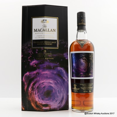 Macallan Estate Reserve Masters of Photography Capsule Edition Ernie Button