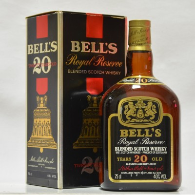 Bell's 20 Year Old Old Style 75cl