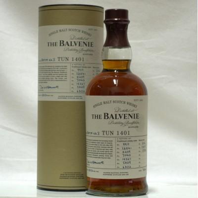 Balvenie Tun 1401 Batch #3