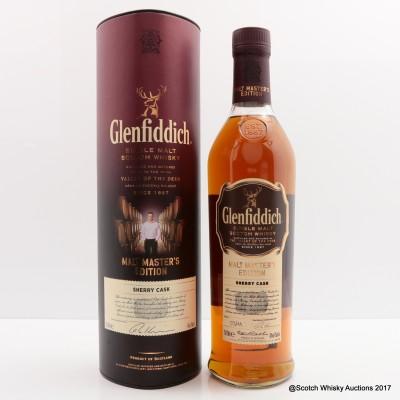 Glenfiddich Malt Master's Edition Batch #3