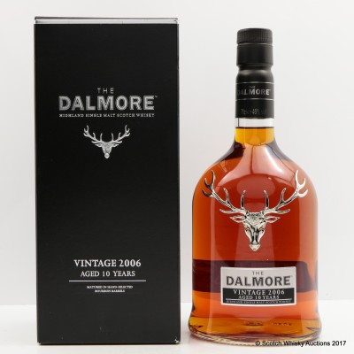 Dalmore 2006 10 Year Old