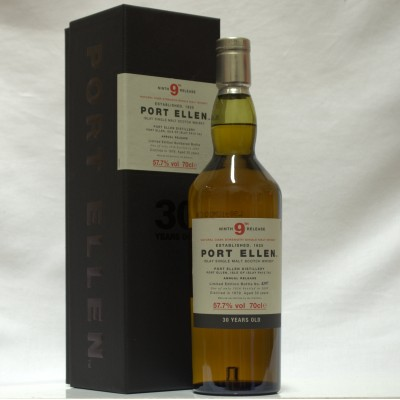 Port Ellen 1979 9th Release