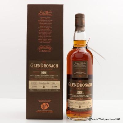 GlenDronach 1991 24 Year Old Single Cask #2683