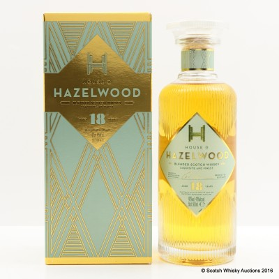 Hazelwood 18 Year Old 50cl