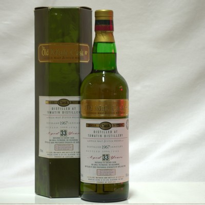 Tomatin 1967 33 year old OMC