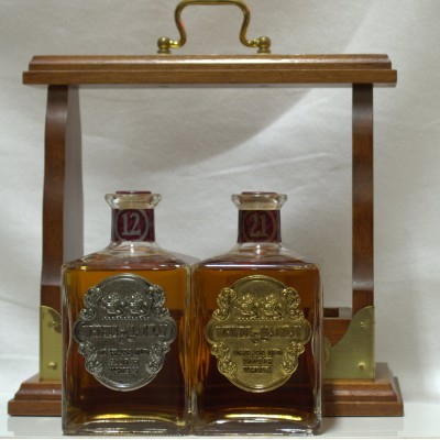 Whyte & Mackay 21 & 12 Year Old and Tantalus