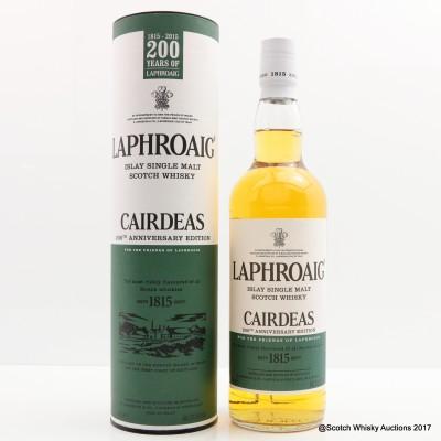 Laphroaig Feis Ile 2015 Cairdeas 200th Anniversary