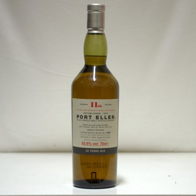 Port Ellen 11th Release Bottle Only