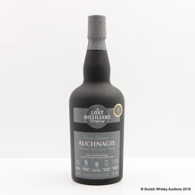 Auchnagie Blended Malt The Lost Distillery Company