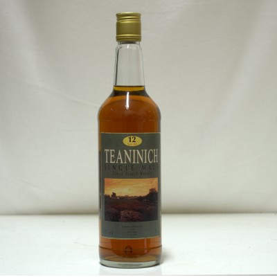 Teaninich 12 Year Old Old Style