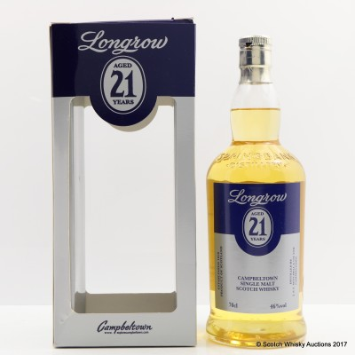 Longrow 1994 21 Year Old Open Day 2016 Exclusive