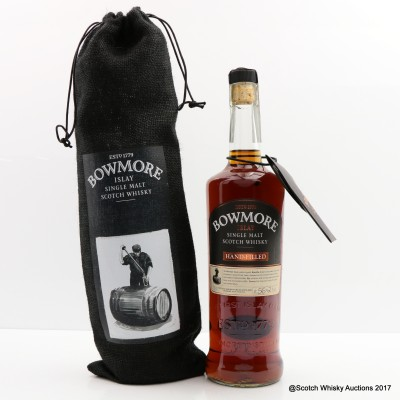 Bowmore 1996 Hand Filled