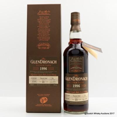 GlenDronach 1996 13 Year Old Single Cask #193