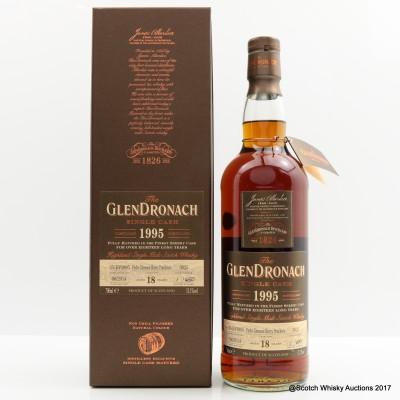 GlenDronach 1995 18 Year Old Single Cask #3025 - Bottle Number 1!