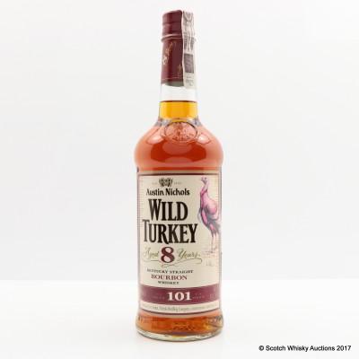 Wild Turkey 8 Year Old 101° Proof