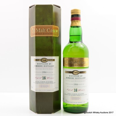 Bowmore 1984 16 Year Old Old Malt Cask