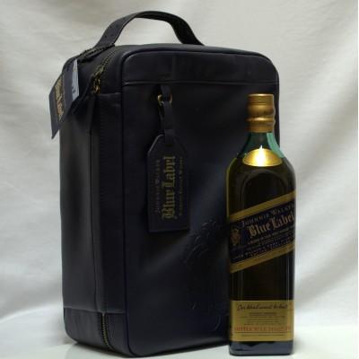 Johnnie Walker Blue Label Bill Amberg Travellers Pack
